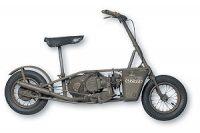 Parachute bike